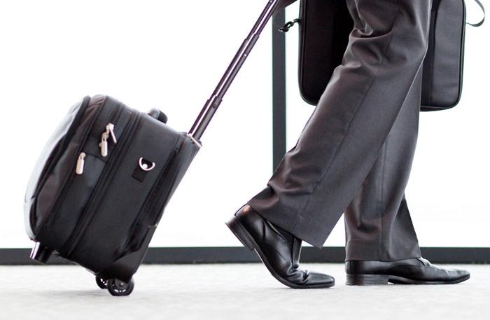 Business Trolleys - Mobiles Büro Koffer