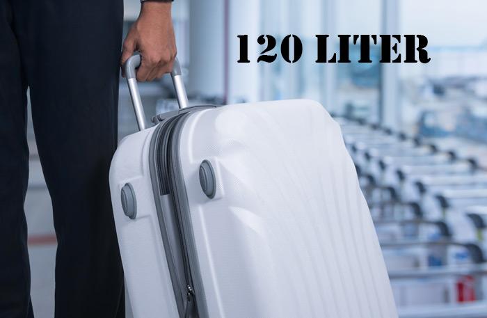 Hartschalenkoffer 120 Liter