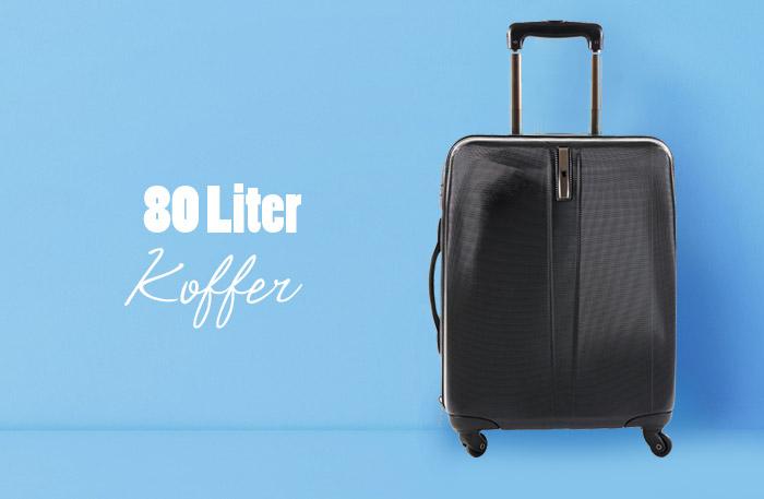 Koffer 80 Liter
