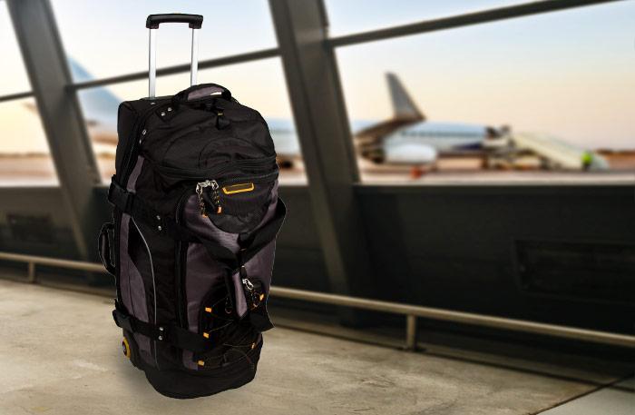 Rollenreisetaschen - Reisetasche mit Rollen XXL