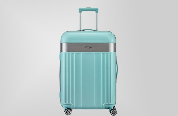 Titan Koffer Hartschale